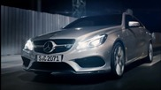 Mercedes-benz 2014 E-class Coupe And Cabriolet Passion