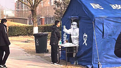 China: COVID testing resumes in Beijing as new cases registered