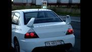 Mitsubishi Lancer Evo Ix vs. Toyota Supra
