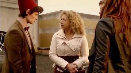 Doctor Who-11-тият Доктор в 20 секунди...