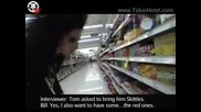 Tokio Hotel Bill! Kaulitz Shopping :)