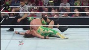 Sin Cara vs. Drew Mcintyre: Wwe Superstars, May 15, 2014