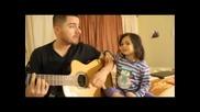Страхотен дует от баща и дъщеря