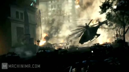 Crysis 2 Launch Trailer [hd]
