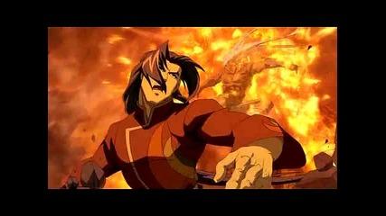 Storm Rider - Clash of evils Amv