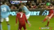 Ливърпул - Манчестър Сити 3:0 Класика за едно полувреме