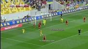 Украйна 3:0 Люксембург 14.06.2015
