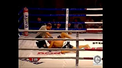 Кирил Хаджийски vs. Георги Георгиев Maxfight-20