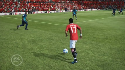 Fifa 12-introducing The New Skill Moves !!