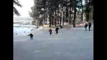 Eleshnitsa Taskata Kara Ski