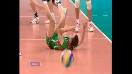 България - Русия Волейбол Олйписки Игри 2008