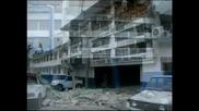 Първи кадри от заметресението ударило остров Хаити