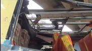 Bus Crashes in Egypt Kills 23