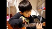 Mного сладко дете пее Im yours