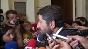 Христо Иванов очаква АБВ да забавят промени в Конституцията