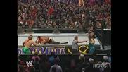 Triple H vs. Chris Jericho - Wrestlemania X8 [ High Quality ]