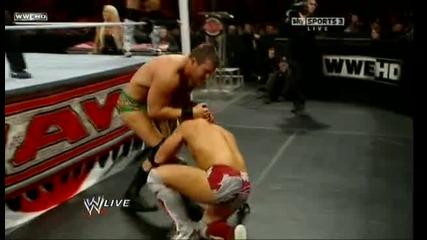 Wwe Raw - Daniel Bryan & Mark Henry vs. Ted Dibiasi & Taisan Kid 10.01.2011
