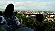 Natasha, Ute, Svetlana and Rumi на Альоша - Plovdiv, 13.08.2016 г.