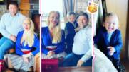 След дълго затишие, Антония Петрова сподели един от най-милите си моменти