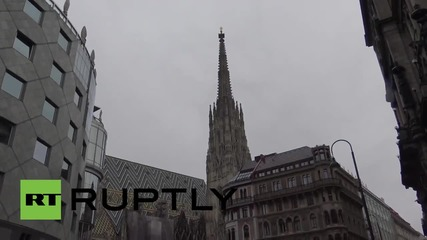 Austria: FPO holds final campaign rally before Vienna mayoral elections