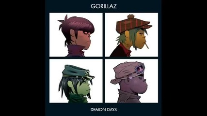 Gorillaz - Demon Days (full Album)