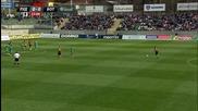 Първо полувреме на Лудогорец - Ботев Пд (0:0)