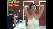 Правят Отливка На Гърдите На Katy Perry