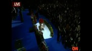 Michael Jackson Memorial [посрещането на ковчега на Краля в Staples Center]