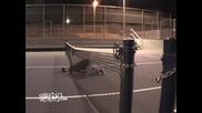 Пич се пребива на тенис кортовете