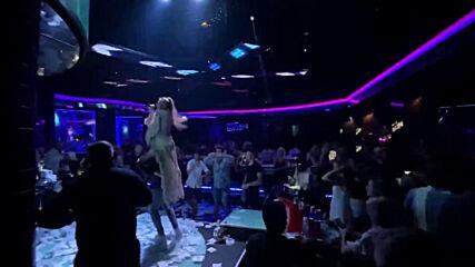 """Ариа с невероятно шоу в """"Night Club The Moon"""""""