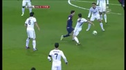 Fabregas Meta Real Madrid vs Barcelona 0-1 30-11-2013 Hd Goal