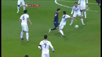 Fabregas Meta Real Madrid vs Barcelona 0-1 30-11-2013 Hd Goal