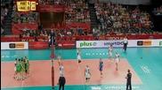 Вижте как приключи Световното по волейбол за България