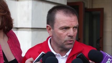 Младенов: Господ беше с Левски, този съдия не трябва да свири повече на ЦСКА