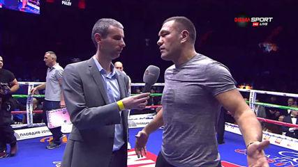 Кубрат Пулев: Ще донеса световната титла в България