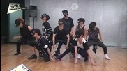 Ikon / Team B - Mental Breakdown dance performance ( Mix & Match епизод 2 )