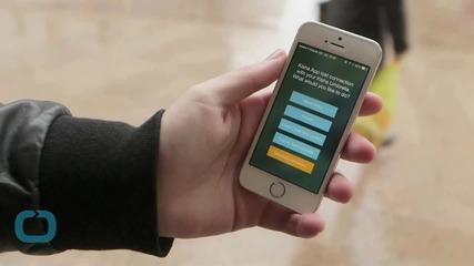 Supermarket Lights Send 'GPS' Data