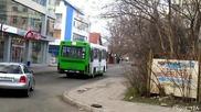 Чавдар 120: А 2655 Вн по линия 4 в Бургас - първа част