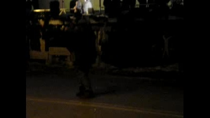 Пиян Танцува На Центъра На В.търново