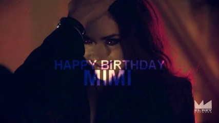 Happy Birthday, Mimi!