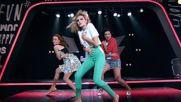 Soy Luna - Open Music 5 - Амбър, Делфи и Хасмин - Chicas así - епизод 45 + Превод
