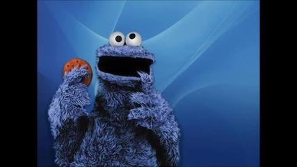 Cookie Monster-ginger Pubes(dubstep)