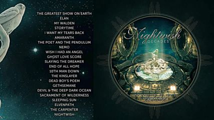 Nightwish (2018) Decades - compilation [remastered] album