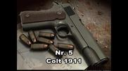 10 От Най Добрите Пистолети Произвеждани Някога