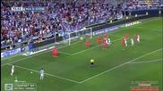 Барса спука гуми, не отправи точен удар! 24.09.2014 Малага - Барселона 0:0