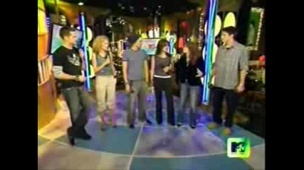 One Tree Hill(pictures)and Trl Interview