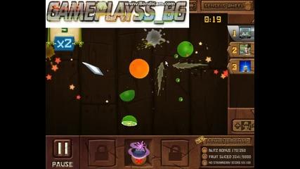 Fruit Ninja Gameplay Ep.1