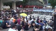 Протест в Хонг Конг