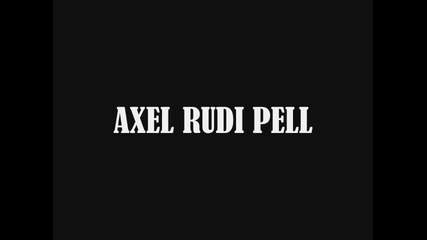 Axel Rudi Pell - Innocent Child