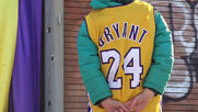 Italy: Kobe Bryant's childhood hometown unveils tribute on anniversary of NBA legend's death